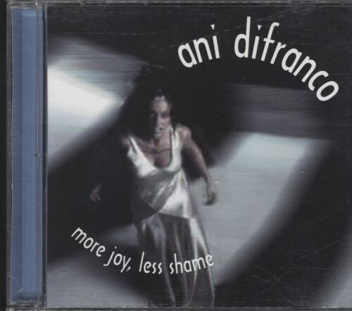 1 of 1 - More Joy, Less Shame [EP] by Ani DiFranco (CD, Nov-1996, Righteous Babe Records)