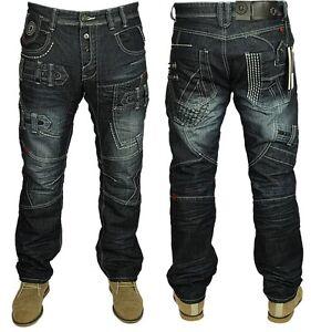 Mens-ETO-Designer-Jeans-Stylish-Latest-Straignt-Fit-Fashionable-Sizes-28-to-42