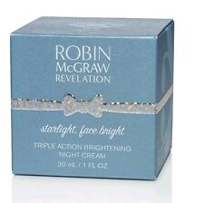 Robin McGraw Revelation Starlight, Face Bright - Triple Action Brightening Night