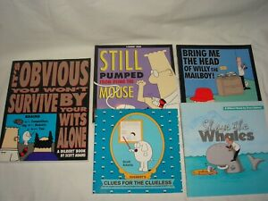 dilbert comics book