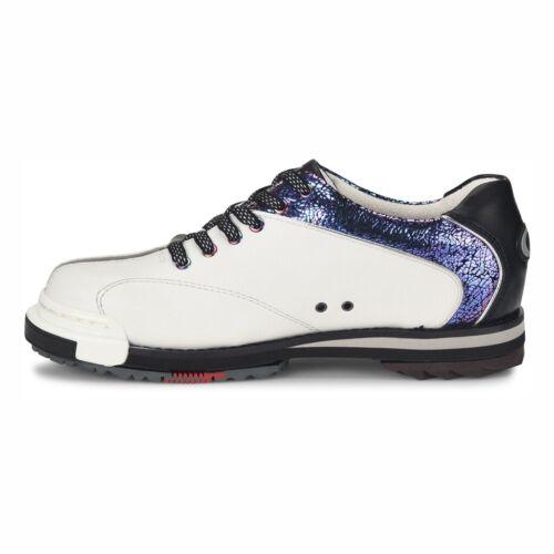 Dexter SST 8 Pro White//Crackle//Black Womens Interchangeable Bowling Shoes