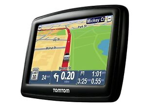 Tomtom American Maps on