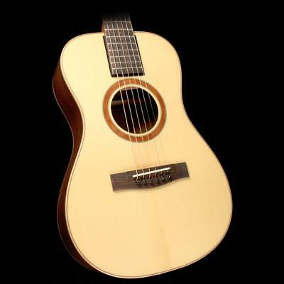 Musical Instruments & Gear Genteel Journey Instruments Of410 Sapele Acoustic Guitar Natural Satin Numerous In Variety