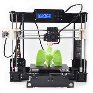 image is loading diy 3d printer acrylic frame mechanical kit print