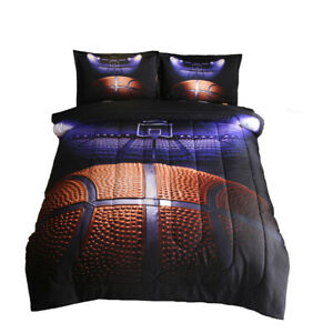 Comforter-Set-Basketball-Quilt-Doona-Pillowcase-for-Boy-Sports-Fans-Full-Size