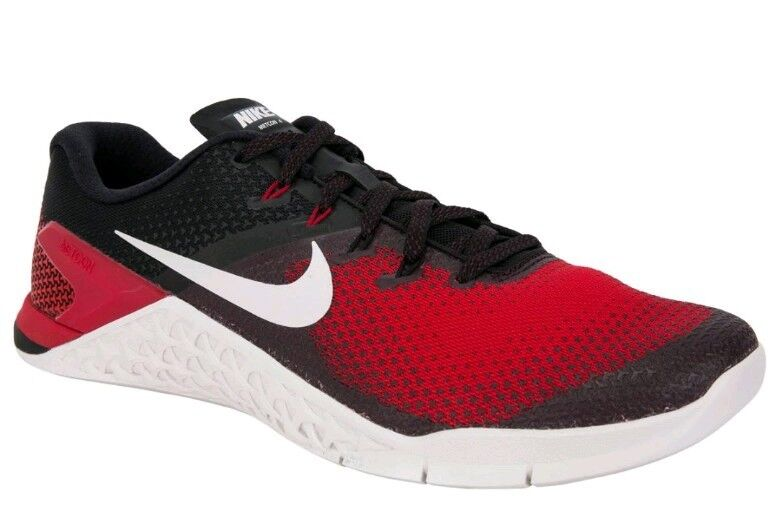 NIKE Metcon 4 4 4 Training Gym CrossFit shoes AH7453-002 New In Box Men's SZ 12.5 d463ae