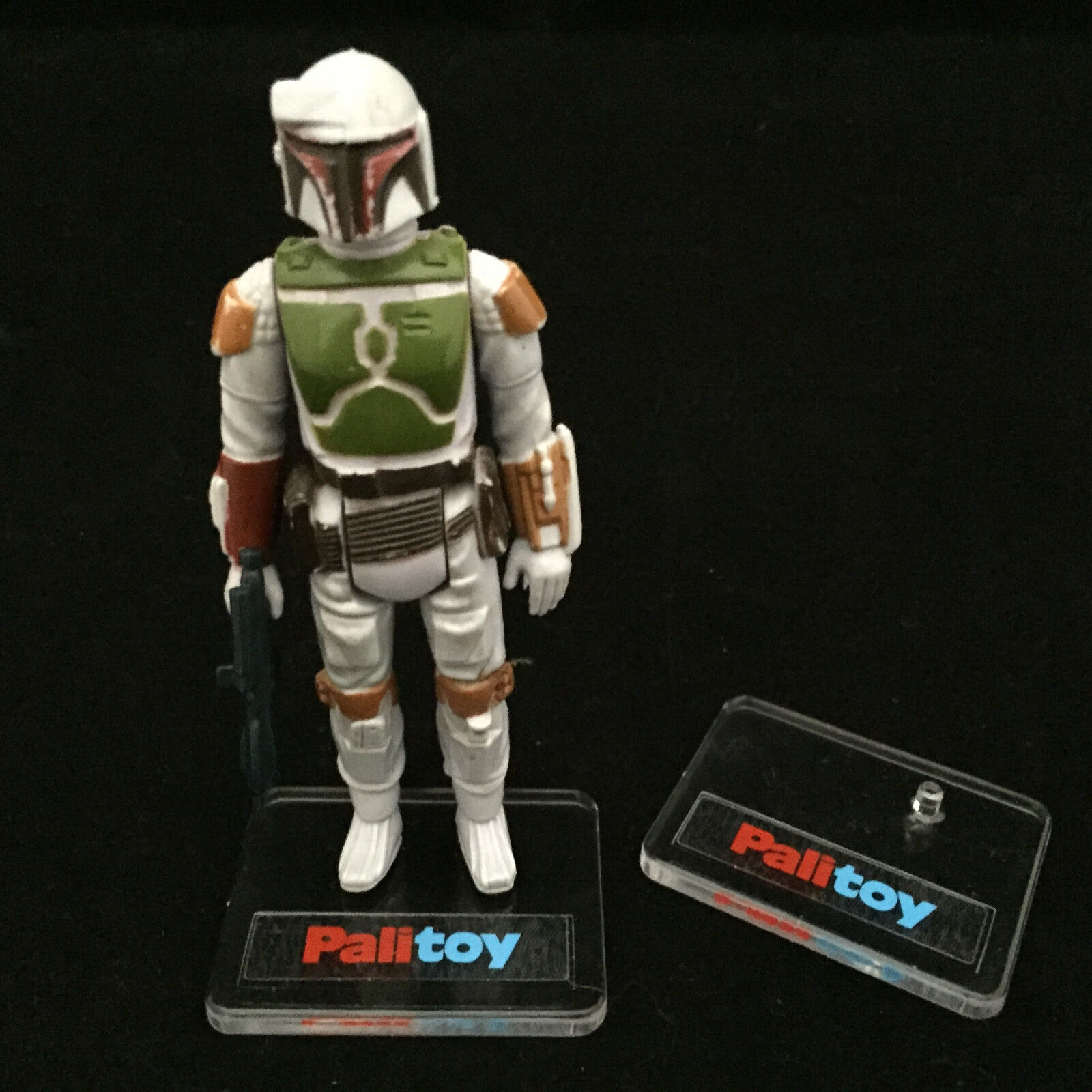 100 x DELUXE VINTAGE STAR WARS ACTION FIGURE DISPLAY STANDS  BRAND-NEW  -PALITOY