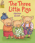 The Three Little Pigs by Melissa Sweet (Paperback, 2000)