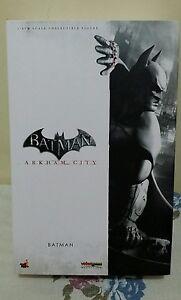 MINT-1-6-Hot-Toys-Scale-Batman-Arkham-City-Figure-DC-In-Stock