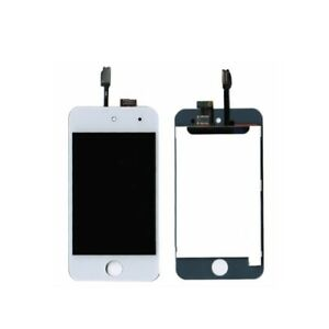 White-LCD-Touch-Screen-Digitizer-Panel-Front-Glass-for-iPod-Touch-4-4th-Gen-4G