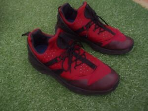 b3484159af76 NIKE AIR HUARACHE UTILITY UK SIZE 10 RED amp BLACK IN AN OK CONDITION -  Sheffield