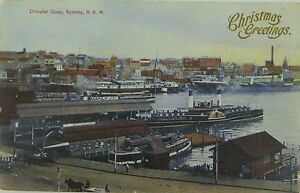 SYDNEY-CIRCULAR-QUAY-NEW-SOUTH-WALES-1911-POSTCARD