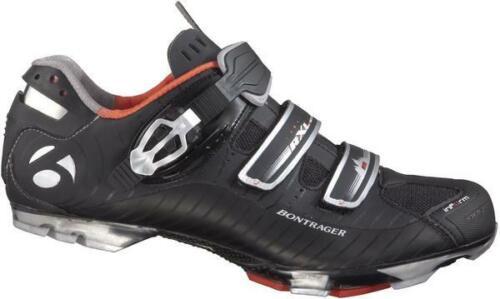 BONTRAGER RXL Cycling Shoes Black Carbon Buckle MTB Mountain XC Men Women New