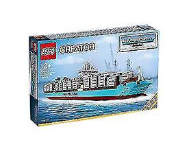 Lego Creator Ligne Maersk Triple-e (10241)
