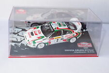 ALTAYA TOYOTA CELICA GT FOUR #2 MONTE CARLO 1995 1/43
