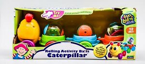 Details about Rolling Activity Balls Caterpillar Toys For Toddlers Baby Kids Educational Fun