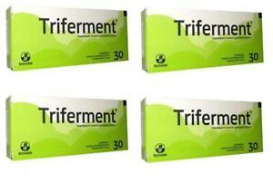 4-x-30-Triferment-Pancreatine-275mg-Digestif-Enzymes-120-Tablettes-Exp-9-2022