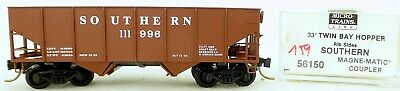 Micro Trains Line 56150 Southern 111996 33' Twin Hopper Ovp 1:160 #k159 Å Freight Cars