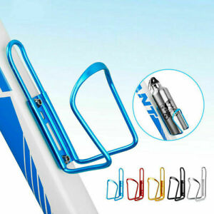 Aluminum Alloy Bike Water Bottle Holder Bicycle Cycling Drink Cup Cage Rack NEW#