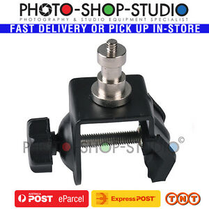 AU NiceFoto Cb-01 Studio Background Lighting Support C Type Clamp With Spigot