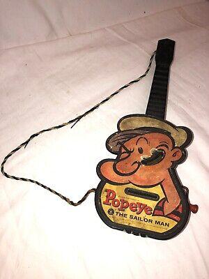Popeye Theme by Sammy Lerner - Picking Solo Guitar Guitar ... |Popeye Guitar