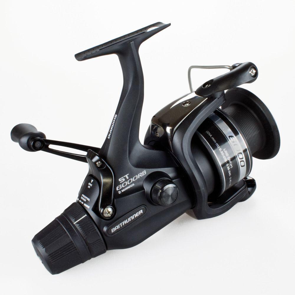 Shimano BAITRUNNER ST 6000 RB per pesca con MulinelloBtrst 6000RB NUOVO