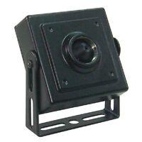 Sunvision Hd 1000tvl 1/3 Cmos Snout Hd Spy Camera 3.7mm Lens (50a)