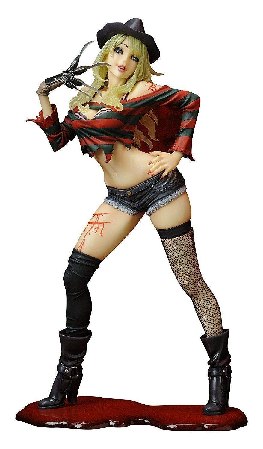 FROTdy Krueger - FROTdy Vs Jason - 1:7th - Bishoujo - 2nd Edition Statue