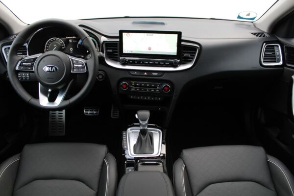 Kia Ceed 1,6 PHEV Upgrade+ SW DCT billede 9