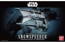 Star Wars Plastic Model Kit 1/48 SNOWSPEEDER Bandai Japan NEW **