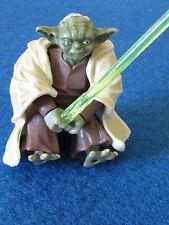 Star Wars Figure - Yoda - Battle of Geonosis  - Hasbro 2006