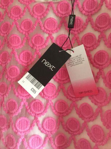 Marqu Uk Dip Next 14 New Dyed Dress Size Brand crr1Wp8q