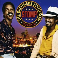The Brothers Johnson, Brothers Johnson - Stomp: Very Best of [New CD]