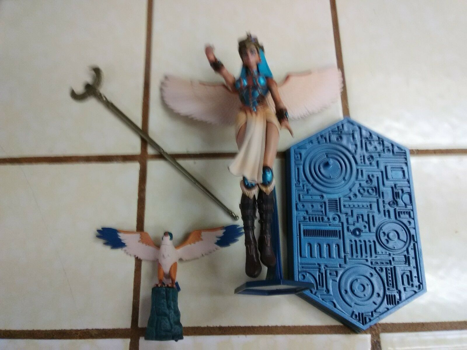 Neca afx motu meister des universums series 3 zauberin 6.5inch mini - statue