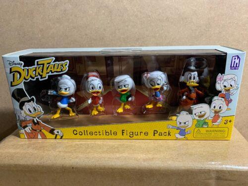 Disney Ducktales Collectibles Figure Pack SCROOGE WEBBY HUEY DEWEY AND LOUIE B60