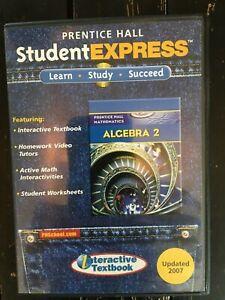Prentice-Hall-Student-Express-Algebra-2-3-CD-ROM-Set-WINDOWS-PC