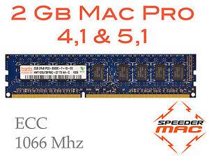 Memoire-2-GB-1x-2GB-DDR3-1066MHz-ECC-Mac-Pro-2009-2010-2012-4-1-ou-5-1