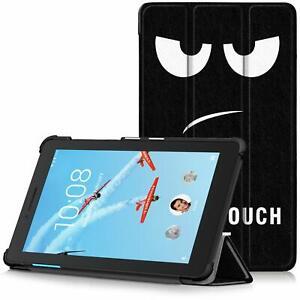 Poids léger Slim Case Avec Magnétique Cover Support Pour Lenovo Tab E7 TB-7104F Tab