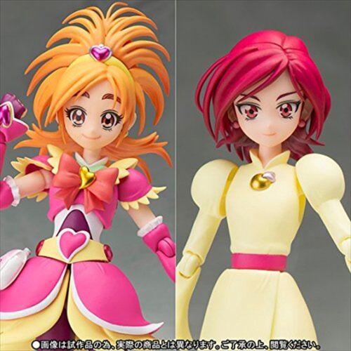 Premium Bandai Futari wa Pretty Cure Splash Star Cure Bloom /& Michiru Set Figure