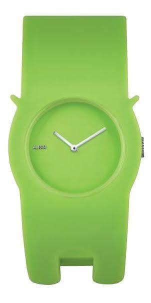 ALESSI WATCH AL24002 Green SANNA