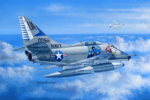 HOBBYBOSS A-4E SKY HAWK 1 48 COD.81764