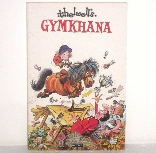 1 of 1 - Thelwell's Gymkhana by Thelwell 041701130X The Cheap Fast Free Post