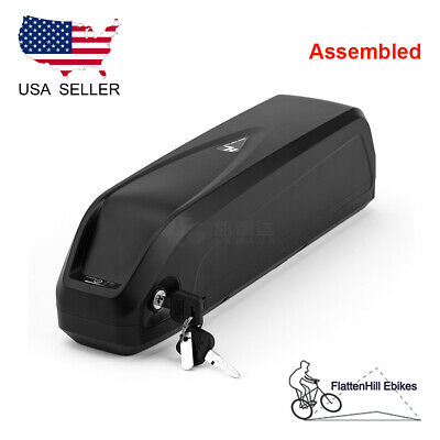 2019 48V Li-ion Battery Polly-1 Case Box for Electric Bike Ebike Kit Cell Holder