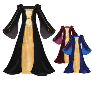 Game of Thrones Dress Plus Size Ren Faire Costume Queen s Medieval ... e328a6e843f2c