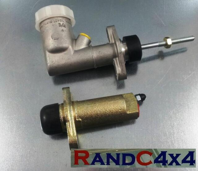 Land Rover Defender 200tdi Clutch Slave /& Master Cylinder Kit BR3018 /& BR3021