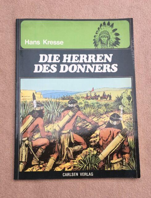 Hans Kresse Die Herren des Donners Carlsen Verlag 1974 B15970
