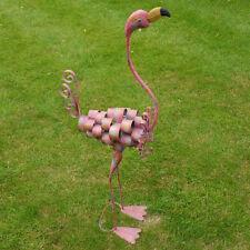 Birds Metal Garden Statues Lawn Ornaments eBay