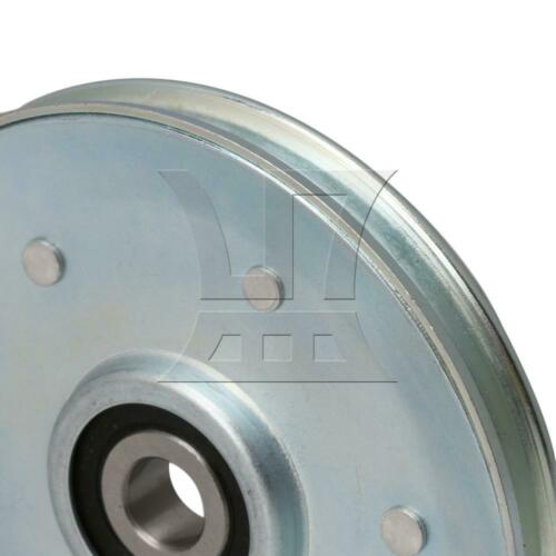 V-Shape Nylon Pulley Bearings Wheel 10x60x12mm for Wire Rope Hanging