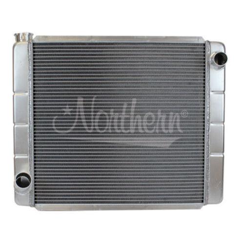 "Northern 26/"" x 19/"" Sport Mod Late Model Aluminum Radiator RacePro NHRA Autocross"