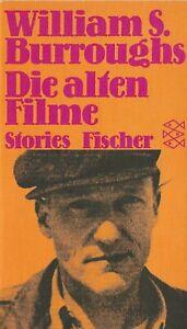 WILLIAM-S-BURROUGHS-034-DIE-ALTEN-FILME-034-STORIES-GERMAN-EDITION-1983